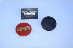 BBS Nabendeckel 3D 70mm 5624073 rot