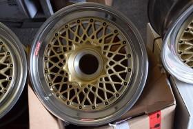 Felgenbetten BBS E50 Ronal Racing
